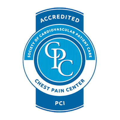 Chest Pain Center Accreditation with PCI