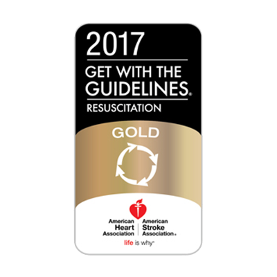 2017 Get With The Guidelines® Resuscitation - Gold