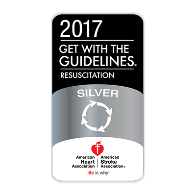 2017 Get With The Guidelines® Resuscitation - Silver