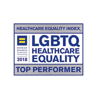 2018 Leaders in LGBT Healthcare Equality